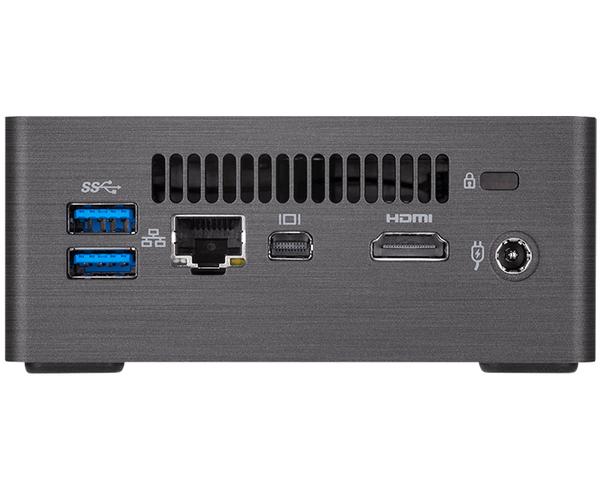 Conectores Gigabyte BRIX BRi5H-8250 i5-8250U