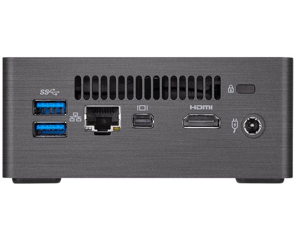 Conectores Gigabyte BRIX BRI3H-8130 i3-8130U