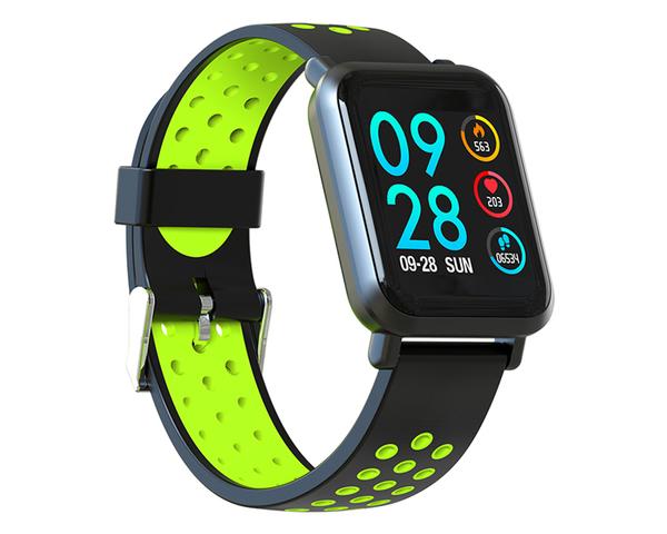 Smartwatch Leotec MultiSport Helse Color Verde