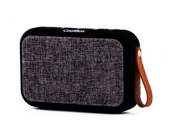 Altavoz Bluetooth Coolbox CoolSoul