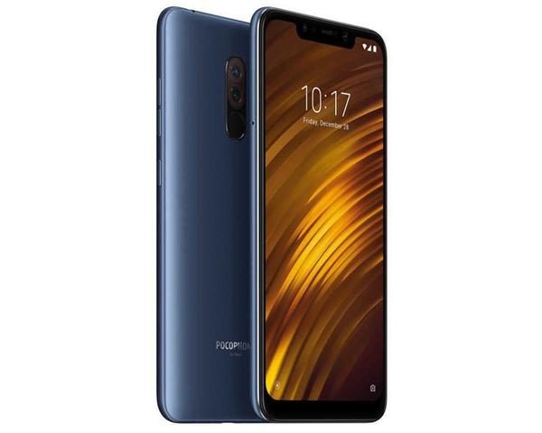 Smartphone Xiaomi Pocophone F1 64GB RAM 6GB Azul