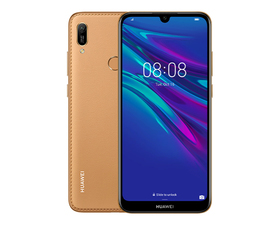 "Huawei Y6 2019 6.09"" (32+2 Gb) Amber Brown"