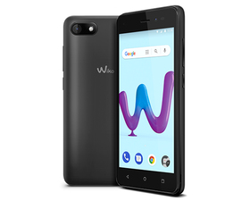 "Wiko Sunny3 5"" 8 GB Anthracite"