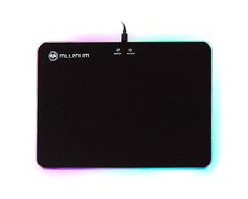 Millenium Surface Alfombrilla Gaming RGB
