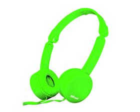 Trust Nano Auriculares Plegables Verde