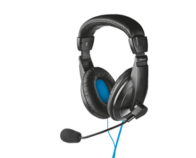 Trust Quasar USB Headset Auriculares Gaming