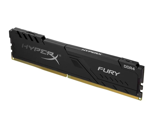 Kingston HyperX Fury Black 4GB DDR4 2666 Mhz.