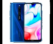 "Xiaomi Redmi 8 4/64GB 6.22"" Azul Libre"