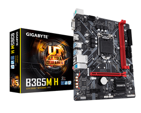 Gigabyte B365M-H
