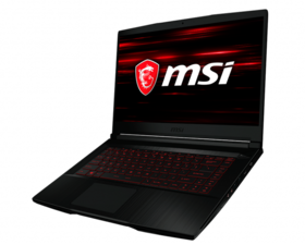 MSI GF63 Thin 9SC-651XES Intel i7-9750H/16GB/512GB SSD/GTX 1650/15.6""