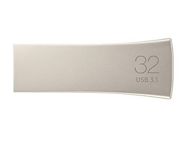Samsung Bar Plus 32GB USB 3.1 Champagne Silver