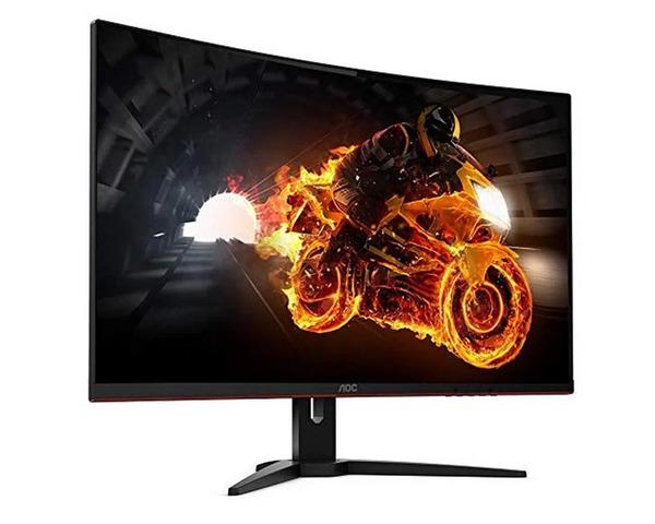 """AOC Gaming C32G1 31.5"""" LED FullHD 144Hz FreeSync Curvo"""