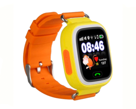 Leotec Kids Way GPS Antipérdida SmartWatch Naranja
