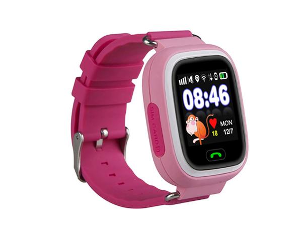 Leotec Kids Way GPS Antipérdida SmartWatch Rosa