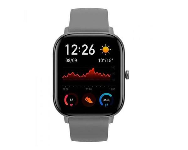 Amazfit GTS Reloj Smartwatch Lava Gris