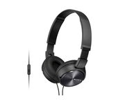Sony MDR-ZX310AP Auriculares Negro