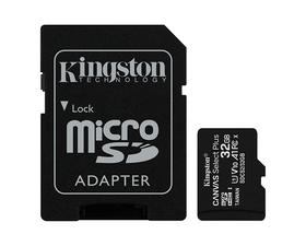 Kingston MicroSD 32GB Canvas Select Plus con Adaptador