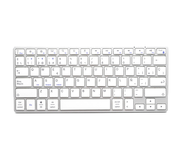Subblim Advance Compact Teclado Bluetooth Plata