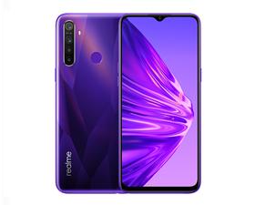 "Realme 5  4/128GB 6,5"" Púrpura Cristal"