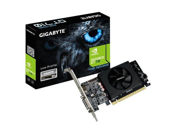 Gigabyte GeForce GT710 1GB GDDR5 Low Profile PCI-E