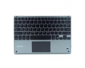 Subblim Smart Backlit Teclado Bluetooth con Touchpad Gris