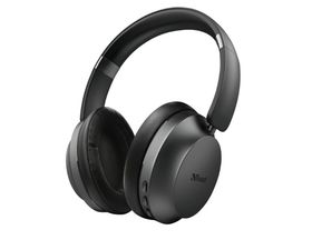 Trust Eaze Auriculares Inalámbricos Bluetooth Negro