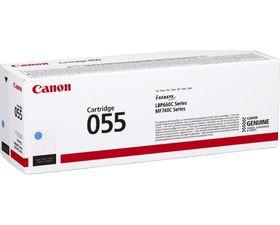Canon 055 Tóner Cyan
