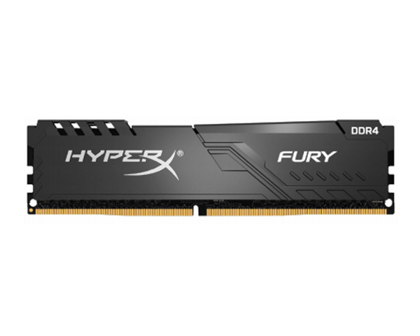 Kingston HyperX Fury Black DDR4 32GB 3200 Mhz.