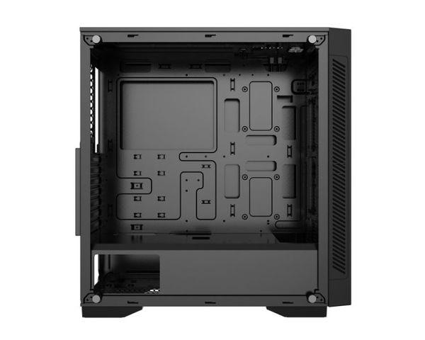 DeepCool Matrexx 55 V3-ADD RGB 3F Cristal Templado USB 3.0 Negro