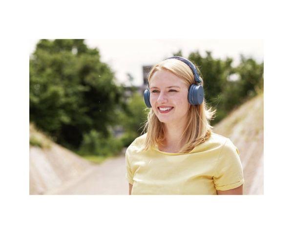 Trust Tones Auriculares Inalámbricos Bluetooth Azul