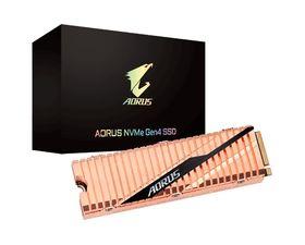 Gigabyte AORUS NVME Gen4 PCIe Heatsink 2 TB SSD M.2