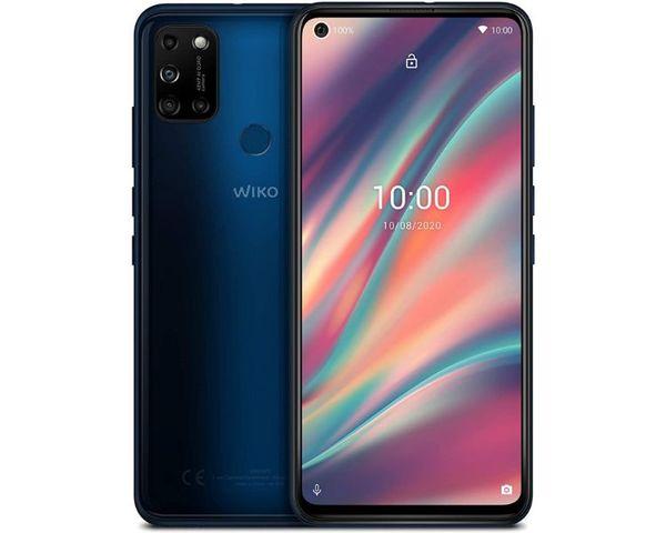 Wiko View5 3/64GB Azul Libre