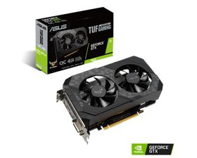 Asus TUF Gaming GEFORCE GTX1650 OC 4GB GDDR6