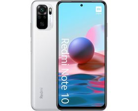 Xiaomi Redmi Note 10 4/64GB Blanco Pebble Libre