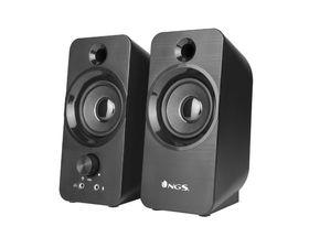 NGS SB350 SoundBand Altavoces Multimedia 2.0 Negro
