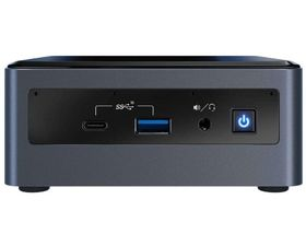 Intel NUC Barebone BXNUC10I7FNH Intel Core i7-10710U + Cable alimentación