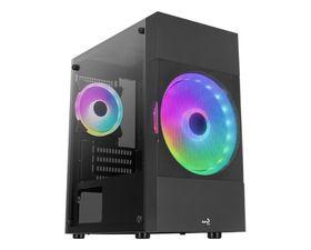 Aerocool Atomic Lite V2 RGB Cristal Templado USB 3.0