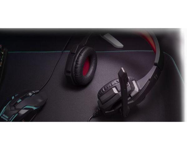 Mars Gaming MH020 Auriculares Gaming Negro