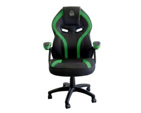 KeepOut XS200 Silla Gaming Negro/Verde